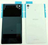 Крышка задняя батареи Sony Xperia Z3+ (White), 1289-0849 (оригинал)