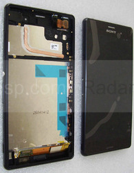 Дисплей с сенсором Sony Xperia Z3 D6603/ D6643/ D6653 (Black), 1290-6073 (оригинал), radan-osp.com - оригинальные комплектующие, фото