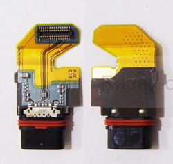 Шлейф с разъемом USB Sony Xperia Z5 Dual E6653/ E6683, 1292-7099 (оригинал), radan-osp.com - оригинальные комплектующие, фото
