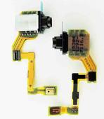 Шлейф верхний с разъемом аудио и микрофоном Sony Xperia Z5 Dual E6653/ E6683, 1292-7116 (оригинал)
