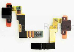 Шлейф с микрофоном первым Sony Xperia Z5 Dual E6653/ E6683, 1292-7127 (оригинал), radan-osp.com - оригинальные комплектующие, фото