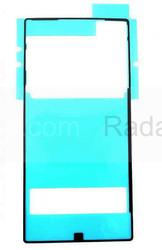 Клейкая лента крышки аккумулятора Sony Xperia Z5 Dual E6653/ E6683, 1295-0534 (оригинал), radan-osp.com - оригинальные комплектующие, фото
