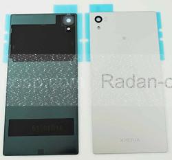 Крышка задняя Sony Xperia Z5 Dual E6653/ E6683 (Silver), 1295-1376 (оригинал), radan-osp.com - оригинальные комплектующие, фото
