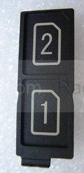 Держатель SIM Dual Sony Xperia Z5 Dual E6683/ Xperia Z5 Premium Dual E6883, 1295-7556 (оригинал), radan-osp.com - оригинальные комплектующие, фото