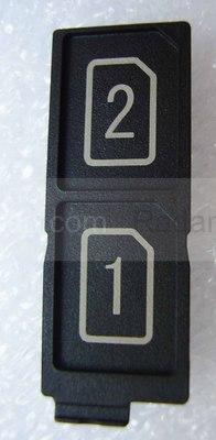 Держатель SIM Dual Sony Xperia Z5 Dual E6683/ Xperia Z5 Premium Dual E6883, 1295-7556 (оригинал)