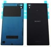 Крышка аккумулятора Sony Xperia Z5 Premium Dual E6883/ E6853 (Black), 1296-4217 (оригинал)