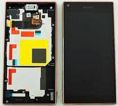 Дисплей с сенсором в сборе Sony Xperia Z5 compact E5803/ E5823 (Coral), 1297-3734 (оригинал)