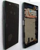 Дисплей с сенсором в сборе Sony Xperia Z5 Dual E6683/ E6633 (Black), 1298-5918 (оригинал)