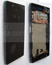 Дисплей с сенсором в сборе Sony Xperia Z5 Dual E6683/ E6633 (Black), 1298-5918 (оригинал), radan-osp.com - оригинальные комплектующие, фото