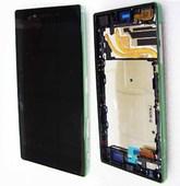 Дисплей с сенсором DS Sony Xperia Z5 Premium Dual E6883 (Chrome), 1299-0683 (оригинал)