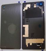 Крышка задняя аккумулятора Sony Xperia X Performance F8132 (Black), 1300-1415 (оригинал)