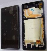 Дисплей с сенсором Sony Xperia X Performance F8132 (Black), 1302-3671 (оригинал)