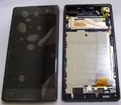 Дисплей с сенсором Sony Xperia X F5122, F5121 (Black), 1302-4791 (оригинал)
