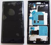 Дисплей с сенсором Sony Xperia X Compact F5321 Black, 1304-1869 (оригинал)