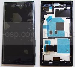 Дисплей с сенсором Sony Xperia X Compact F5321 Black, 1304-1869 (оригинал), radan-osp.com - оригинальные комплектующие, фото