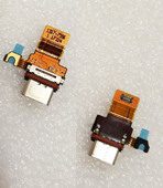 Разъем USB коннектор зарядки Sony Xperia XZ1 Compact G8441, 1307-7586 (оригинал)