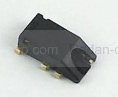 Разъем наушников FLY IQ436i, 14030121 (оригинал), radan-osp.com - оригинальные комплектующие, фото