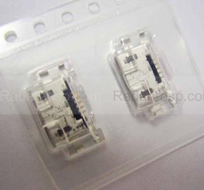 Разъем USB FLY IQ4412/ IQ442 quad/ IQ446/ IQ453 quad, 145200021 (оригинал)