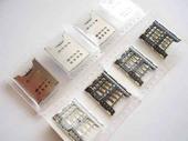 Коннектор SIM FLY IQ441/ IQ446, 145500081 (оригинал)