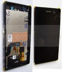 Дисплей с сенсором Sony Xperia M5 E5603/ E5633/ E5653 (Black), 191HLY0003B-BCS (оригинал), radan-osp.com - оригинальные комплектующие, фото