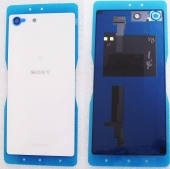 Крышка задняя аккумулятора Sony Xperia M5 Dual E5633/ E5653 (White), 196HLY0001A (оригинал)