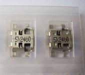 Разъем коннектор Micro USB Sony Xperia M2 D2302/ D2303/ D2403, 2336000077W (оригинал)