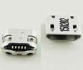 Разъем USB Sony Xperia E4g E2003, 2336000114W (оригинал)