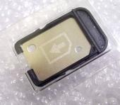 Держатель 1 SIM карты Sony F3111 Xperia XA, 305A1N10100 (оригинал)