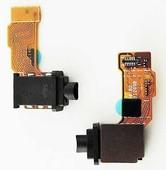 Разъем аудио на шлейфе Sony Xperia M5 Dual E5633/ E5653, 312HLY12C2C (оригинал)