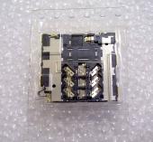 Считыватель SIM карты Samsung Galaxy A8 A530/ A730/ Galaxy A5 A520F/ Galaxy A7 A720F/ Note 5 N920C, 3709-001883 (оригинал)