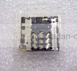 Считыватель SIM карты Samsung Galaxy A8 A530/ A730/ Galaxy A5 A520F/ Galaxy A7 A720F/ Note 5 N920C, 3709-001883 (оригинал), radan-osp.com - оригинальные комплектующие, фото