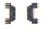 Системный разъем Samsung A800/ C100/ C110/ D410/ E300, 3710-001673 (оригинал)