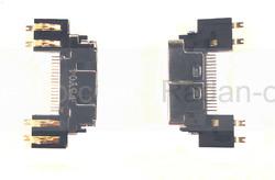 Системный разъем Samsung A800/ C100/ C110/ D410/ E300, 3710-001673 (оригинал), radan-osp.com - оригинальные комплектующие, фото