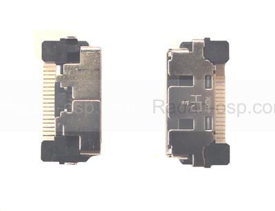Системный разъем Samsung D600/ E330/ E360/ E760/ E800/ S400I/ X480/ X640/ X650, 3710-001994 (оригинал)