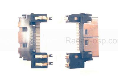 Системный разъем Samsung E600/ E850/ P100/ X450/ X460, 3710-002017 (оригинал)