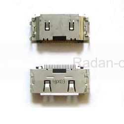 Разъем сокет Samsung C3010/ C3011/ S3600/ S5200, 3710-002568 (оригинал), radan-osp.com - оригинальные комплектующие, фото