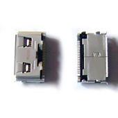 Разъем сокет Samsung B2100/ B3410/ B5702/ B5722/ C3200/ C3212/ C3510/ E1080/ E1081, 3710-002683 (оригинал)