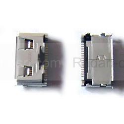 Разъем сокет Samsung B2100/ B3410/ B5702/ B5722/ C3200/ C3212/ C3510/ E1080/ E1081, 3710-002683 (оригинал), radan-osp.com - оригинальные комплектующие, фото