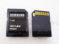 Коннектор microSD Samsung I5500/ I5700/ I5800/ M7500/ M8800/ S5360/ S5380/ S5570/ S5670, 3719-001319 (оригинал), radan-osp.com - оригинальные комплектующие, фото