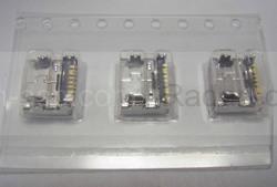 Разъем микро usb Samsung G360H/ I9082/ I8552/ I9152, 3722-003700 (оригинал), radan-osp.com - оригинальные комплектующие, фото