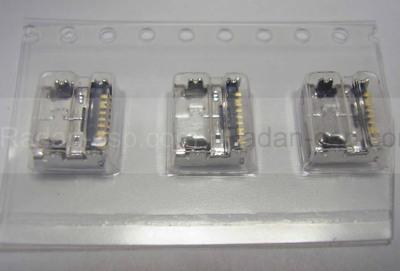 Разъем микро usb Samsung G360H/ I9082/ I8552/ I9152, 3722-003700 (оригинал)