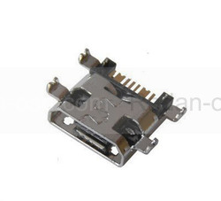 Samsung S5312/ S6312 Разъем micro usb, 3722-003719 (оригинал), radan-osp.com - оригинальные комплектующие, фото