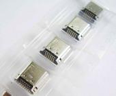 Коннектор зарядки micro usb Samsung T230/ T231, 3722-003767 (оригинал)
