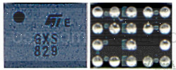 Фильтр дисплейный Nokia 2690/ 2700с/ 3109с/ 3110с/ 3120с/ 3600s/ 3710f/ 5130xm/ 5220xm/ 5228/ 5230, 4129287 (оригинал), radan-osp.com - оригинальные комплектующие, фото