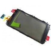 Nokia E7-00 Сенсорная панель со стеклом, 4870040 (оригинал)
