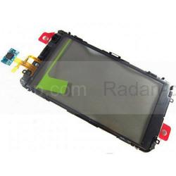 Nokia E7-00 Сенсорная панель со стеклом, 4870040 (оригинал), radan-osp.com - оригинальные комплектующие, фото
