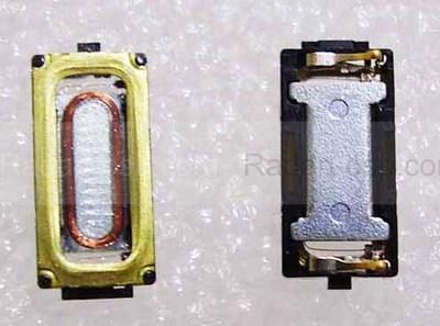 Динамик разговорный Nokia 500/ 515/ 700/ 720/ 820/ 920/ 210/ 301/ 305/ 306/ 1020, 5140244 (оригинал)