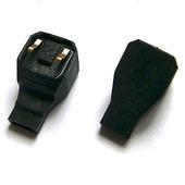 Микрофон в корпусе Nokia 3100/ 3120с/ 3220/ 6020/ 6100/ 6170/ 6230i/ 7260/ 7270/ 7610/ E50, 5140265 (оригинал)