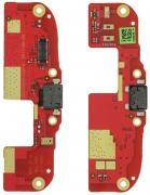 HTC Desire 300 Роз'єм USB на платі з мікрофоном, 51H00898-01M (оригінал)