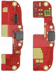 HTC Desire 300 Разъем USB на плате с микрофоном, 51H00898-01M (оригинал), radan-osp.com - оригинальные комплектующие, фото